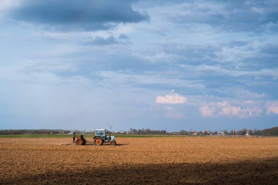 noleggio trattori